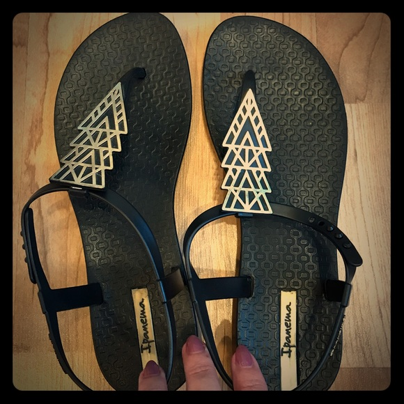f8dfe92d157 Ipanema Shoes - Ipanema sandals. Black Size 6.